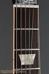 2008 Gibson Guitar '59 Les Paul Historic Reissue-Transparent Black Image 16