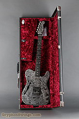 2005 James Trussart Guitar Deluxe Steelcaster Roses Image 24
