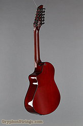Veillette Guitar Avante Gryphon, Light Red Burst NEW Image 6