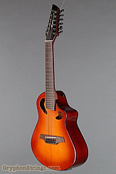 Veillette Guitar Avante Gryphon, Light Red Burst NEW Image 8