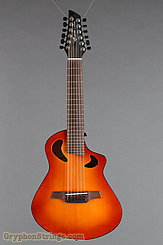 Veillette Guitar Avante Gryphon, Light Red Burst NEW Image 9