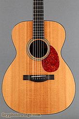 2002 Santa Cruz Guitar OM/PW Sitka/Rosewood Image 10