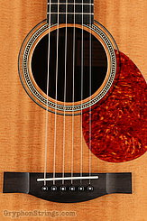 2002 Santa Cruz Guitar OM/PW Sitka/Rosewood Image 11