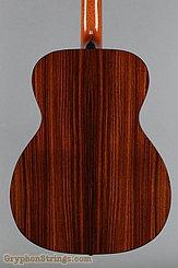 2002 Santa Cruz Guitar OM/PW Sitka/Rosewood Image 12