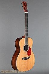 2002 Santa Cruz Guitar OM/PW Sitka/Rosewood Image 2