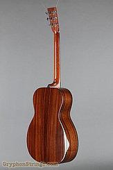 2002 Santa Cruz Guitar OM/PW Sitka/Rosewood Image 4
