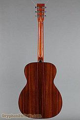 2002 Santa Cruz Guitar OM/PW Sitka/Rosewood Image 5