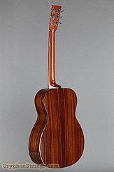 2002 Santa Cruz Guitar OM/PW Sitka/Rosewood Image 6