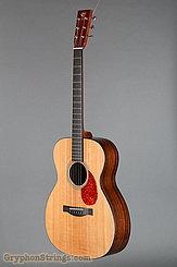 2002 Santa Cruz Guitar OM/PW Sitka/Rosewood Image 8