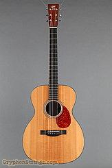 2002 Santa Cruz Guitar OM/PW Sitka/Rosewood Image 9