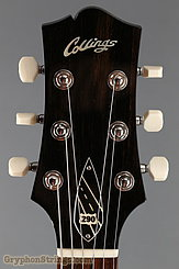 2013 Collings Guitar 290 Sunburst, humbuckers Image 13