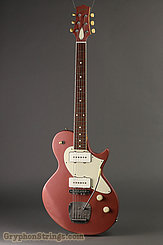 Collings Guitar 360 LT M Special, Aged Burgundy Mist NEW Image 3