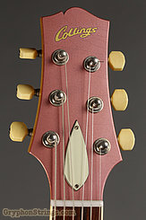Collings Guitar 360 LT M Special, Aged Burgundy Mist NEW Image 7