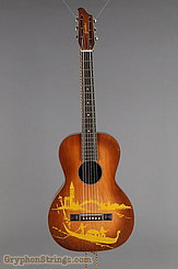 1930 Stromberg-Voisinet Guitar Gondolier (stenciled top) Image 9