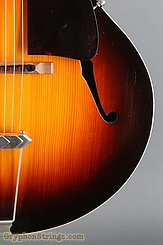 1939 Gibson Guitar L-50 (carved top & back) Image 14