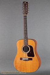 1971 Gallagher Guitar G45-12 Sitka/mahogany D Image 1