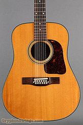 1971 Gallagher Guitar G45-12 Sitka/mahogany D Image 10
