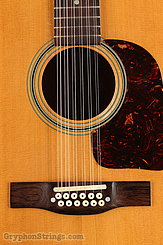1971 Gallagher Guitar G45-12 Sitka/mahogany D Image 11