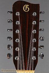 1971 Gallagher Guitar G45-12 Sitka/mahogany D Image 12