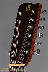 1971 Gallagher Guitar G45-12 Sitka/mahogany D Image 13