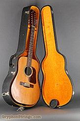 1971 Gallagher Guitar G45-12 Sitka/mahogany D Image 17