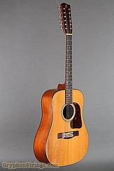 1971 Gallagher Guitar G45-12 Sitka/mahogany D Image 2