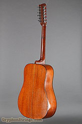 1971 Gallagher Guitar G45-12 Sitka/mahogany D Image 4