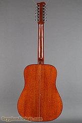 1971 Gallagher Guitar G45-12 Sitka/mahogany D Image 5