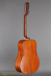 1971 Gallagher Guitar G45-12 Sitka/mahogany D Image 6