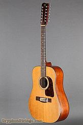 1971 Gallagher Guitar G45-12 Sitka/mahogany D Image 8