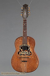 c. 1910 Neopolitan College of Music Mandolin Ewald Glaesel Model