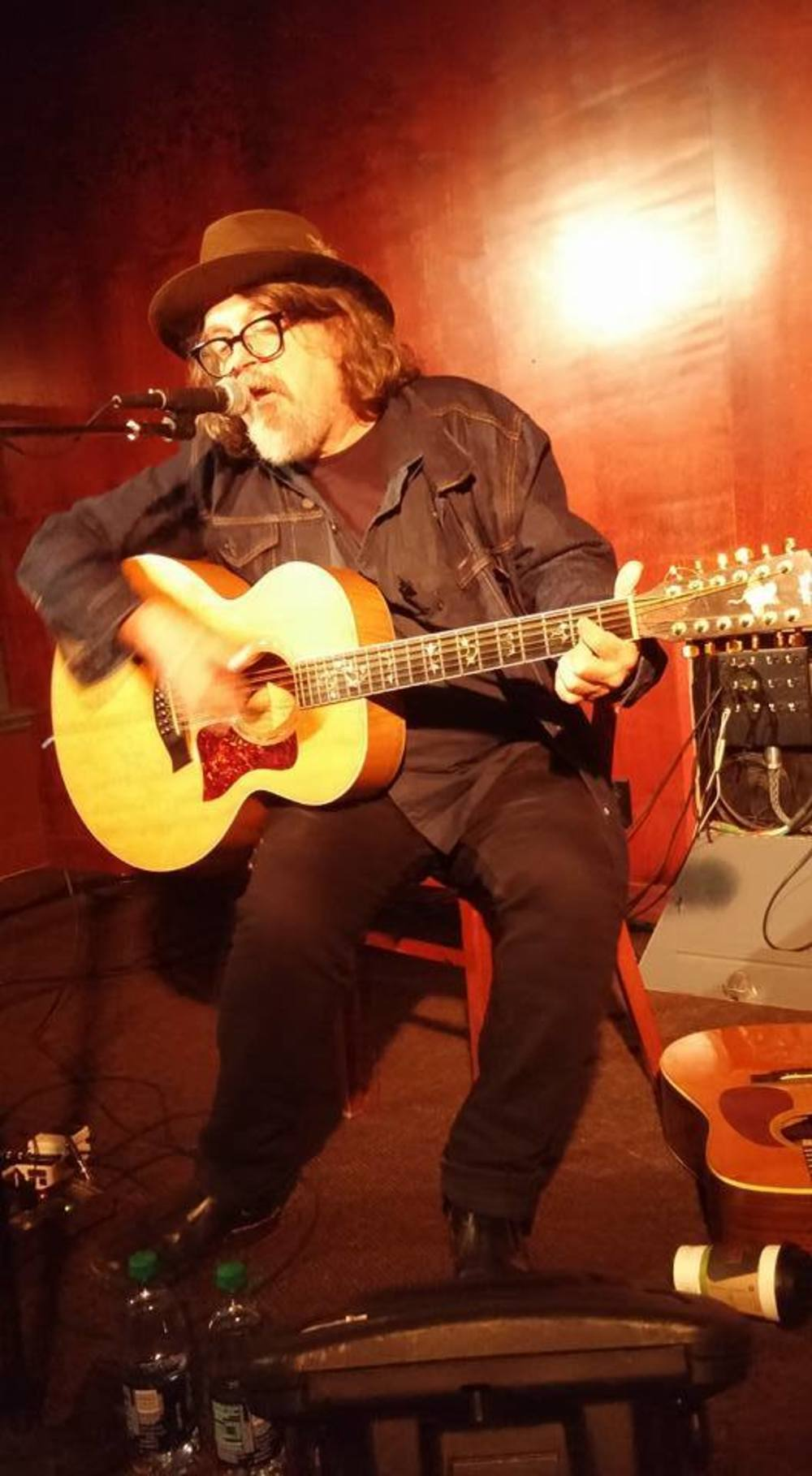 3/3/2018 - Peter Case = Songwriting Workshop