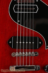 Collings Guitar 290, Faded Crimson, Charlie Christian Hexagon neck pickup NEW Image 11