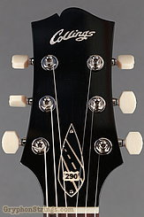 Collings Guitar 290, Faded Crimson, Charlie Christian Hexagon neck pickup NEW Image 13