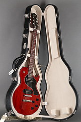 Collings Guitar 290, Faded Crimson, Charlie Christian Hexagon neck pickup NEW Image 18