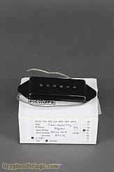 Lindy Fralin Misc. P90 (Neck), Hum-Canceling, Dog-ear, Alnico Rods, Black Image 1