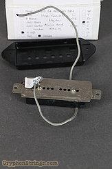 Lindy Fralin Misc. P90 (Neck), Hum-Canceling, Dog-ear, Alnico Rods, Black Image 3