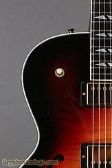 2005 Gibson Guitar ES-137 Custom Sunburst Image 11