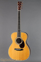 2015 Martin Guitar OM-42 w/ Trance Amulet M-V Pickup Image 1
