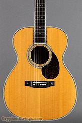 2015 Martin Guitar OM-42 w/ Trance Amulet M-V Pickup Image 10