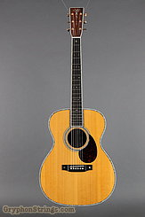 2015 Martin Guitar OM-42 w/ Trance Amulet M-V Pickup Image 9