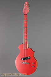 1996 Rick Turner Guitar Model T Red on Red