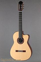 2015 Cervantes Guitar Crossover II Signature, Spruce/Cocobolo, Millenia Fingerboard Image 1