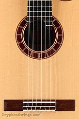 2015 Cervantes Guitar Crossover II Signature, Spruce/Cocobolo, Millenia Fingerboard Image 11