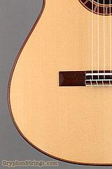 2015 Cervantes Guitar Crossover II Signature, Spruce/Cocobolo, Millenia Fingerboard Image 14