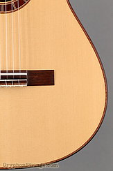 2015 Cervantes Guitar Crossover II Signature, Spruce/Cocobolo, Millenia Fingerboard Image 15