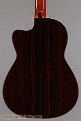 2015 Cervantes Guitar Crossover II Signature, Spruce/Cocobolo, Millenia Fingerboard Image 16