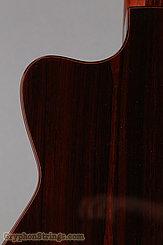 2015 Cervantes Guitar Crossover II Signature, Spruce/Cocobolo, Millenia Fingerboard Image 17