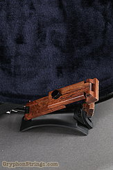 2015 Cervantes Guitar Crossover II Signature, Spruce/Cocobolo, Millenia Fingerboard Image 32