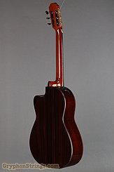 2015 Cervantes Guitar Crossover II Signature, Spruce/Cocobolo, Millenia Fingerboard Image 4